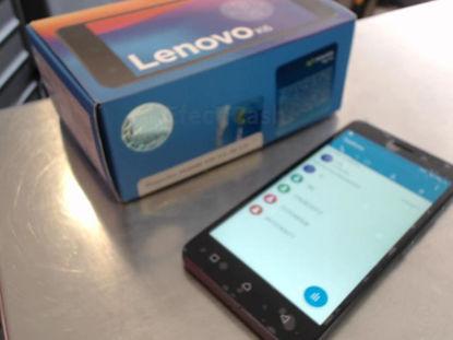 Picture of Lenovo Modelo: K6 - Publicado el: 22 May 2020