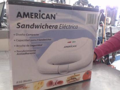 Foto de American Modelo: Sandwichera - Publicado el: 16 Sep 2019