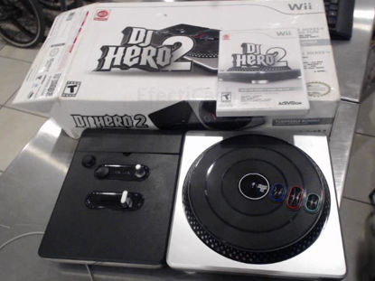 Picture of Wii Modelo: Dj Hero 2 - Publicado el: 01 Ago 2020