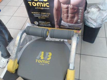 Foto de Body Crunch Modelo: Ab Tomic - Publicado el: 15 Sep 2019
