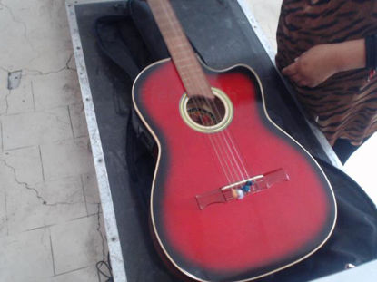 Foto de Rockera Modelo: Guitarra - Publicado el: 22 Oct 2019