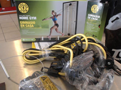 Picture of Golds Gym Modelo: Gimnasio En Casa - Publicado el: 08 Mar 2020