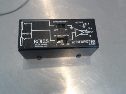 Picture of Active Direct Box Modelo: Adb2 - Publicado el: 01 Oct 2020