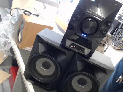 Picture of Sony Modelo: Mhc Ecl77bt - Publicado el: 13 Ene 2020