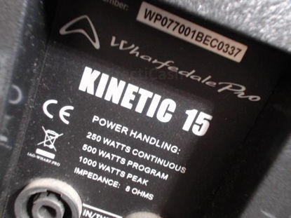 Picture of Wharfedale Pro Modelo: Kinetic 15 - Publicado el: 26 Mar 2020