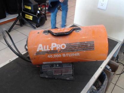 Picture of All Pro Modelo: 40000 Btu/hr - Publicado el: 24 Oct 2020