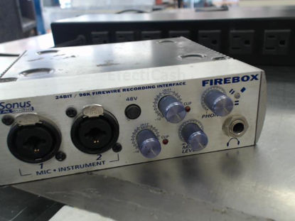 Picture of Presonus  Modelo: Firebox - Publicado el: 10 Oct 2020