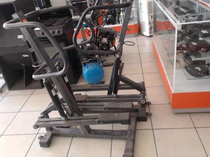 Foto de Escaladora Modelo: Mecanica - Publicado el: 02 Mar 2021