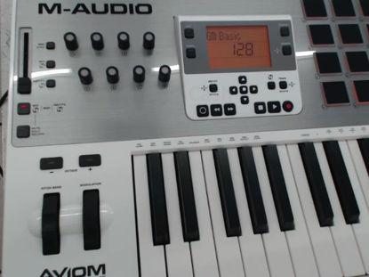 Foto de M-Audio  Modelo: Axiom Air 25 - Publicado el: 12 Sep 2021