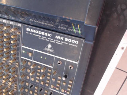 Foto de Behringer Modelo: Eurodesk Mx9000 - Publicado el: 13 Oct 2021