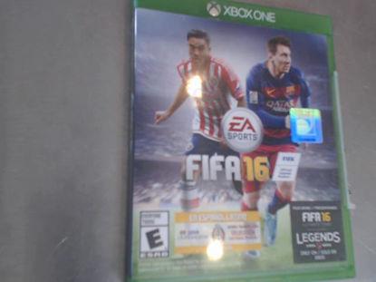 Foto de Xbox One Modelo: Fifa 16 - Publicado el: 19 Feb 2021