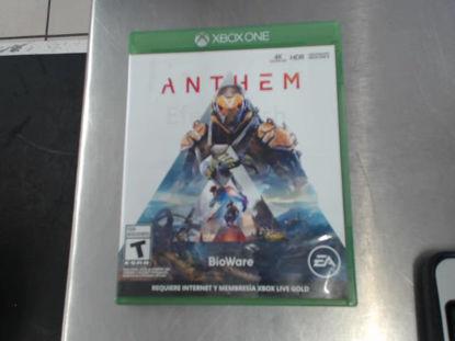 Foto de Xbox One Modelo: Anthem - Publicado el: 25 Sep 2021