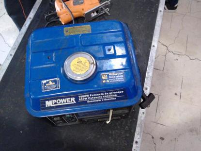 Foto de Mpower Modelo: Generador De Gasolina - Publicado el: 14 Oct 2021