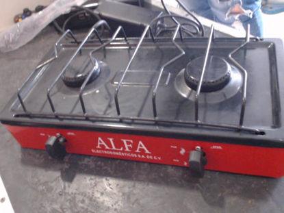 Foto de Alfa Modelo: Parrilla - Publicado el: 13 Oct 2021