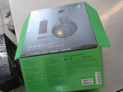 Foto de Razer Kraken Modelo: Tournament Edition - Publicado el: 22 Oct 2021